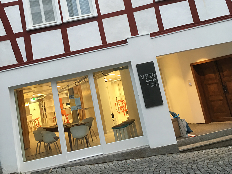 VR-20 Co-Working Space // Planung und Koordination