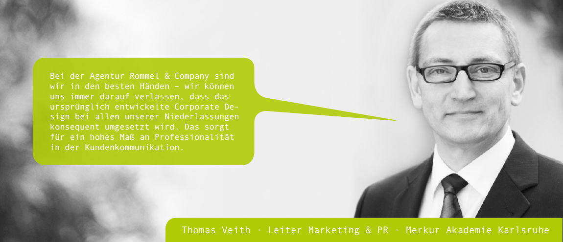 Leiter, Marketing und PR, Merkur Akademie Karlsruhe, Thomas Veith